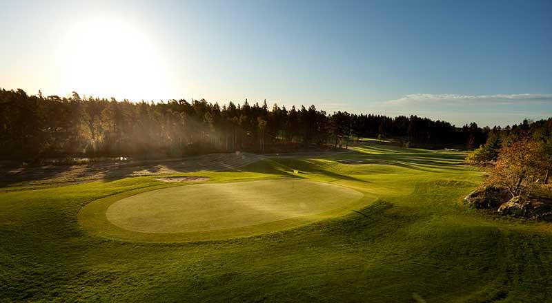 Teeförbättringar på GolfStar Kungsängen