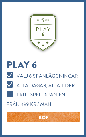 GolfStar Play Six