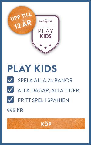 GolfStar Play Kids