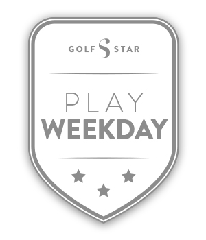 GolfStar Play Weekday