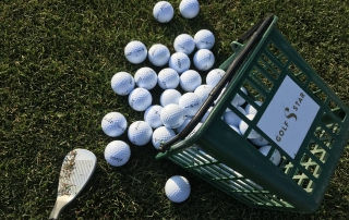 GolfStar rangebollar
