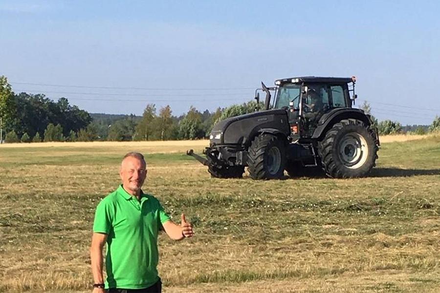 GolfStar hjälper till i foderkris på ridskola utanför Mariefred!