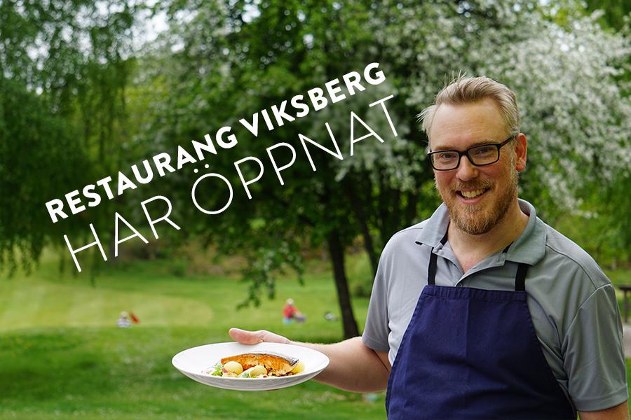 Välkommen till Restaurang Viksberg!