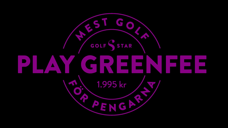GolfStar Play Greenfee