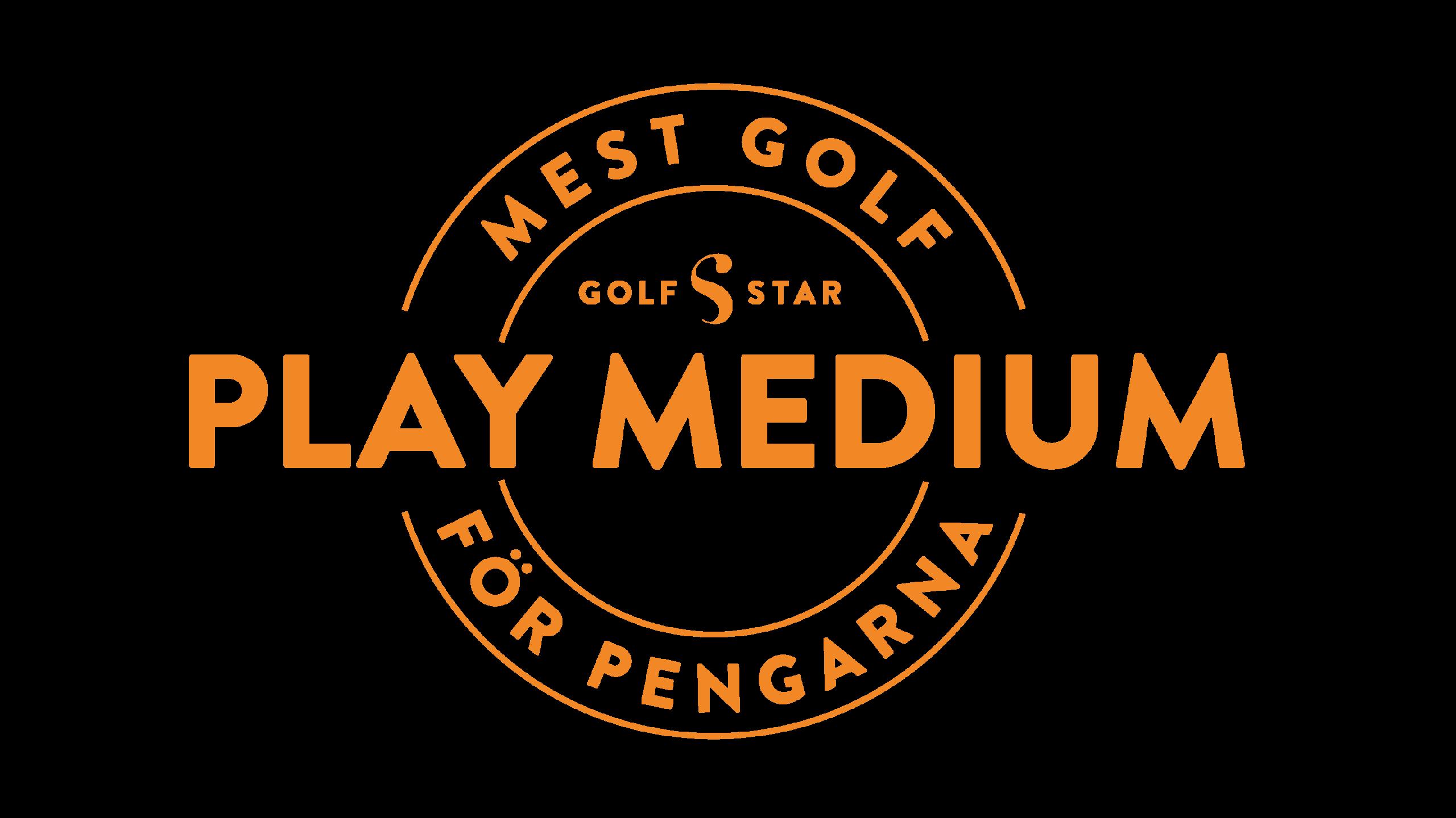 GolfStar Play Medium