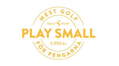 GolfStar Play Small