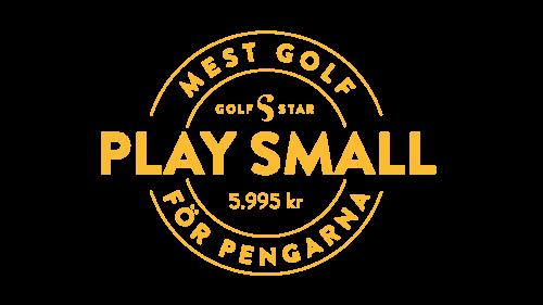GolfStar Play Small