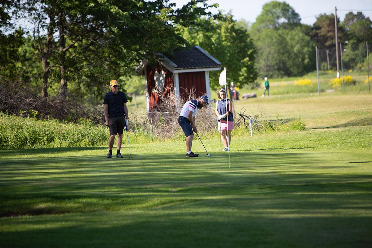 Välkommen till GolfStar Hässelby